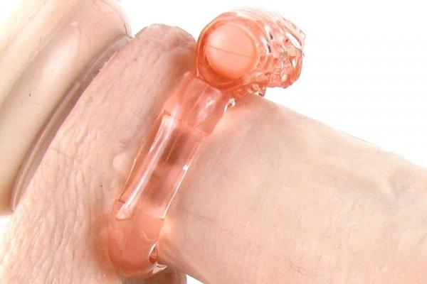 Принцип действия кольца с вибратором для пениса