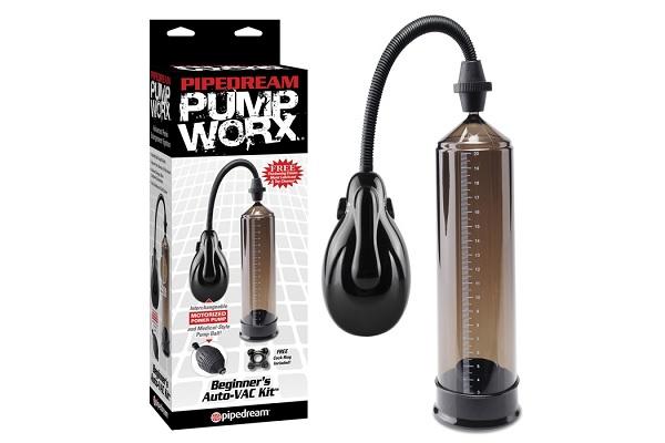 Помпа для эрекции Pump Worx