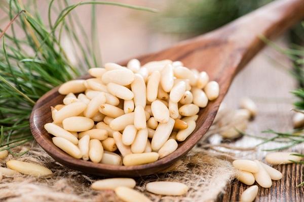 Кедровые орехи, полезные для потенции