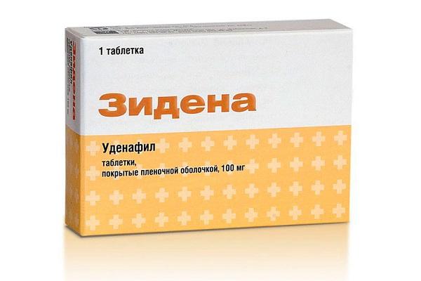 Препарат Зидена