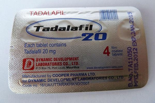 Тадалафил от импотенции