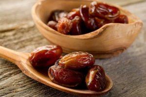 Финики — тропический плод, полезный для мужской потенции