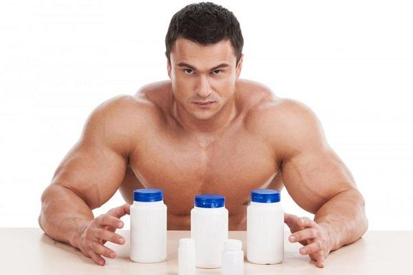 Использование протеина мужчиной