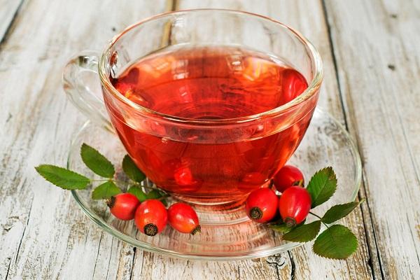 Чай из шиповника для повышения потенции