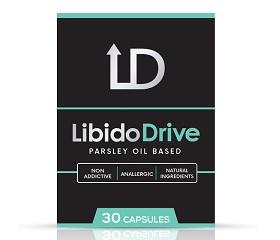 Libido Drive — капсулы №1 для крепкой потенции