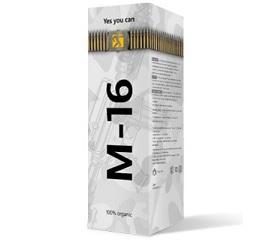 Спрей М16 — умножает эрекцию на 100% после первого применения