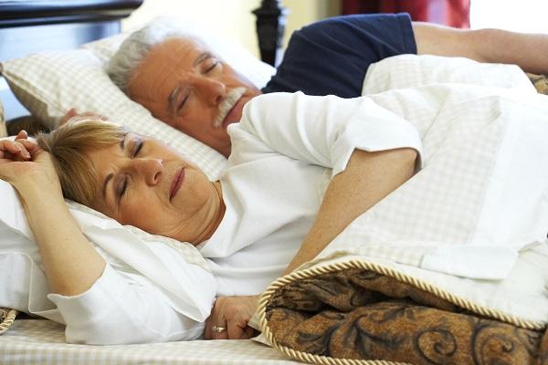 Сон в старости