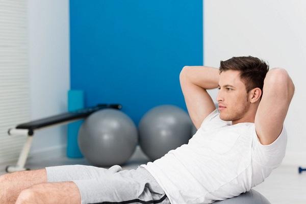 Упражнение для стабильной мужской силы