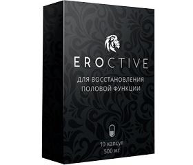 Eroctive — новый растительный препарат для потенции