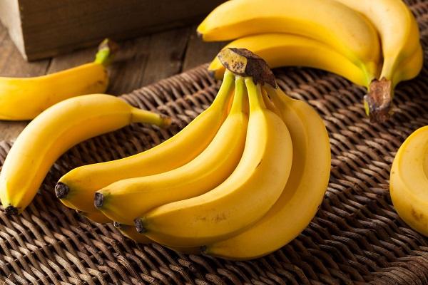 Полезные для потенции бананы