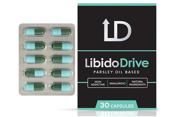 Капсулы для потенции Libido Drive