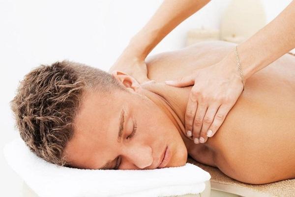 Повышение тестостерона с помощью массажа
