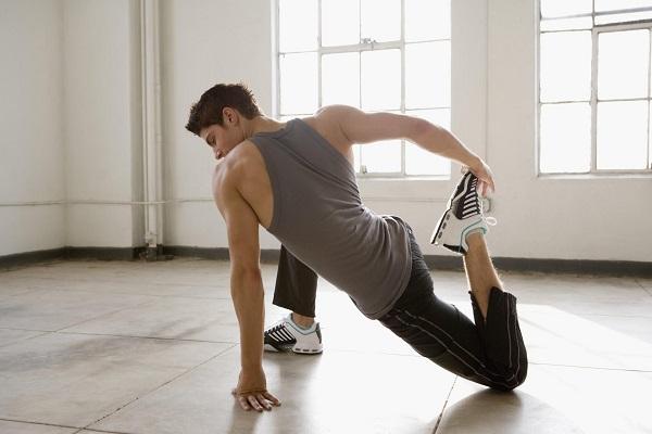 Гимнастика для мужской силы