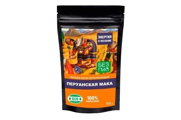 Порошок Перуанская Мака