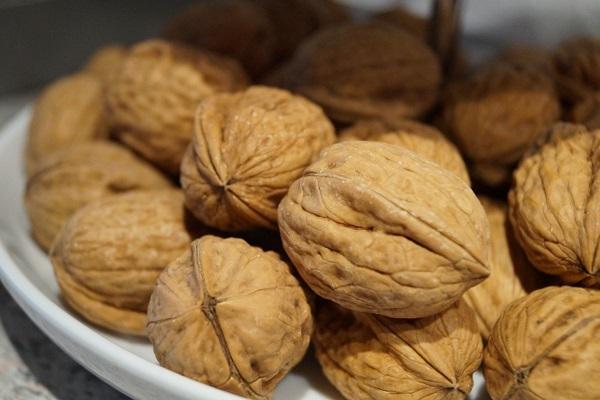 Полезные для тестостерона орехи