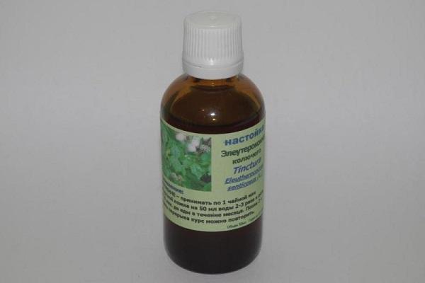 Экстракт элеутерококка для повышения тестостерона
