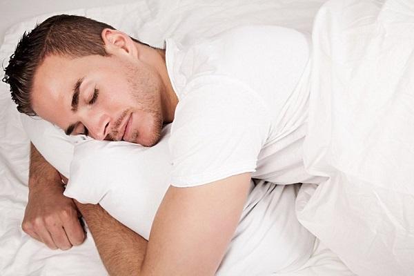Здоровый мужской сон