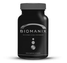 Biomanix – натуральный мужской возбудитель с моментальным эффектом
