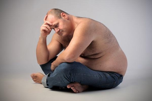 Низкий тестостерон на фоне лишнего веса
