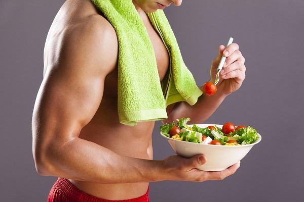 Правильное питание мужчины