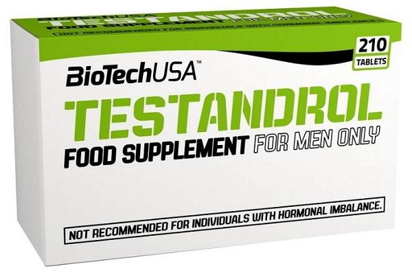 Эффективный бустер тестостерона