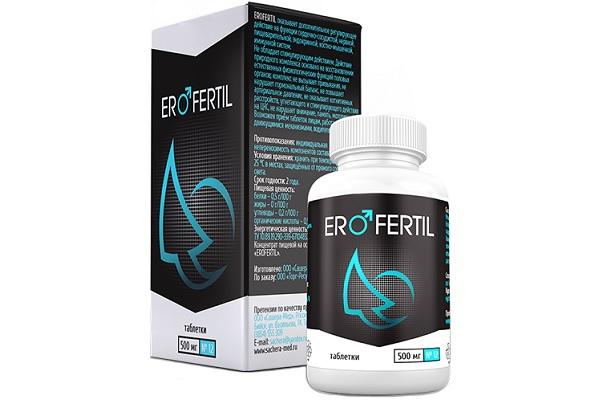 Новый препарат Erofertil