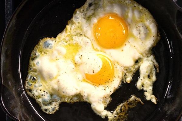Полезная для потенции яичница