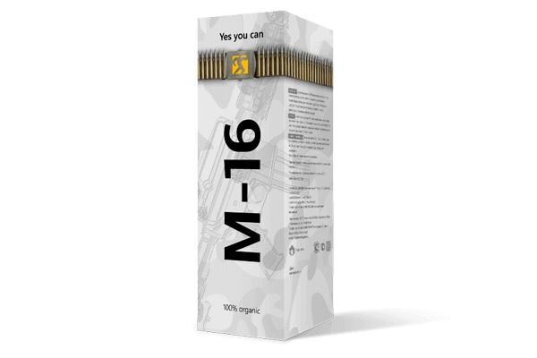Спрей М16 для увеличения потенции