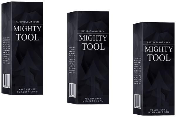 Крем для увеличения члена Mighty Tool