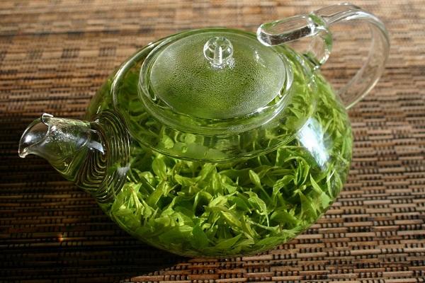 Полезный для мужчин зеленый чай