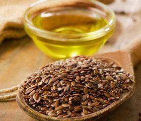Полезно ли льняное масло для мужчин, как принимать для потенции?
