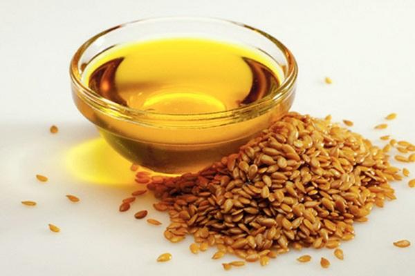 Льняное масло для повышения потенции