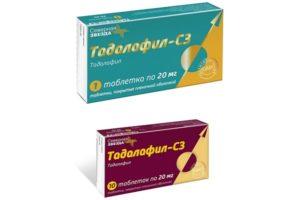 «Тадалафил» от Северная Звезда: инструкция, отзывы, цена в аптеках