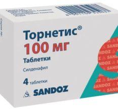 Препарат Торнетис — плюсы и минусы приема, применение, эффективность