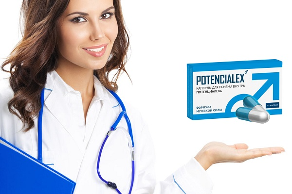 Отзыв врача о препарате Потенциалекс