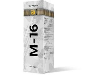 Спрей М-16 для быстрого повышения потенции