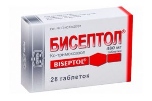 Помогает ли Бисептол при простатите — дозировка и эффективность