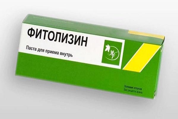 Фитолизин от простатита