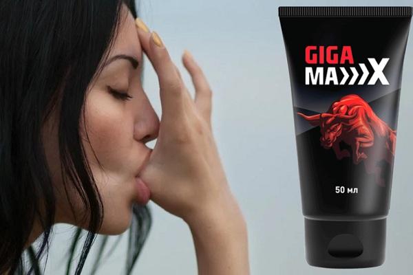 Эффект от применения Giga Max геля