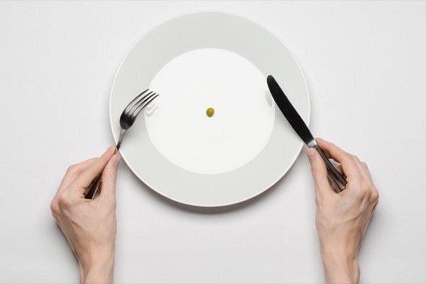 Невозможность сухого голодания при простатите