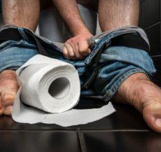Может ли быть понос при простатите у мужчин, как избавиться?