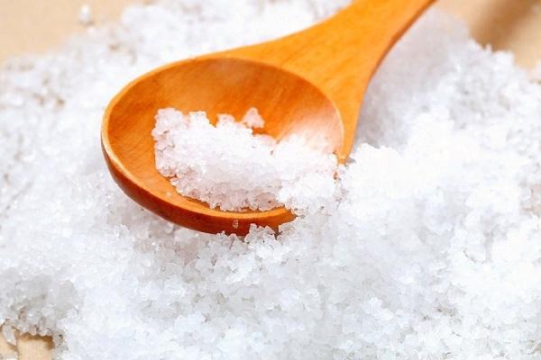 Полезная для мужчин морская соль