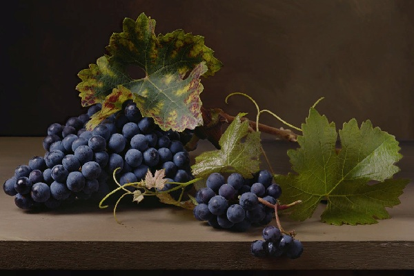 Спелый виноград полезный для потенции