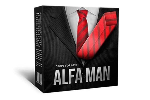 Купить Alfa Man капли