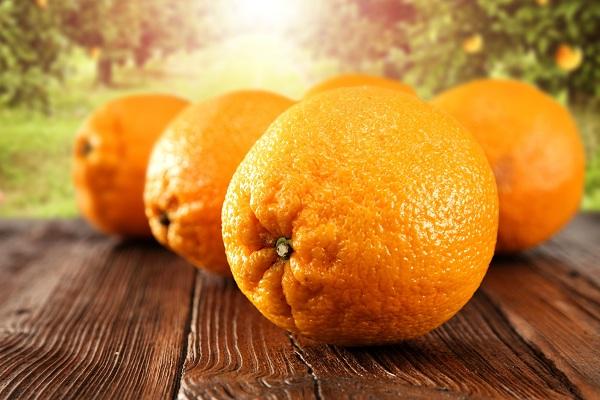 Полезные для мужского организма апельсины
