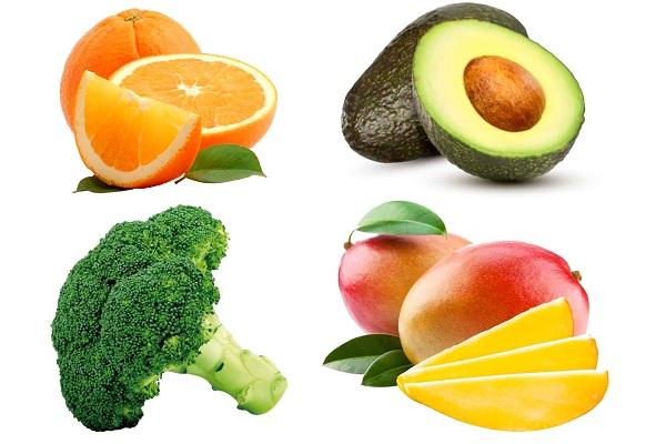 4 продукта с высоким содержанием фолиевой кислоты