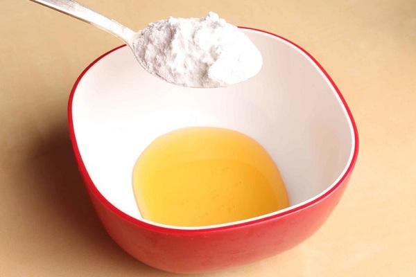 Мед с содой