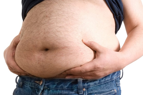 Ожирение мужчины по женскому типу