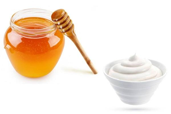 Мед со сливками
