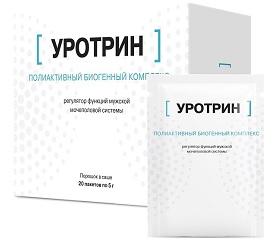 Уротрин — новый суперкомплекс для мужчин